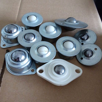 v grooved steel rollers ball transfer unit caster, nylon ball transfer bearing SP-30 SP-40 CY-22 universal ball joint