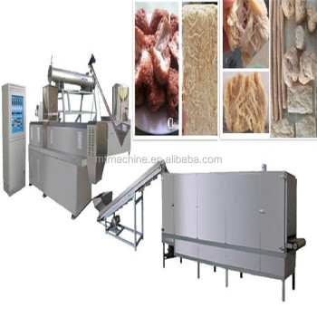 New 2017 hot sale soy protein machine