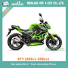 China factory motor bike motocycles new motocycle for sale CHEAP Street Racing Motorcycle XF1 (200cc, 250cc, 350cc)