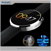 Wholesale Smart Watch Mobile Phone Steel Shell Heart Rate Monitor Touch Screen DM360