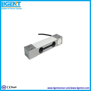 Single point load cell applied in weighing scales