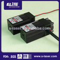 Customized 532nm High Power DPSS Green Laser Module with TEC Cooler