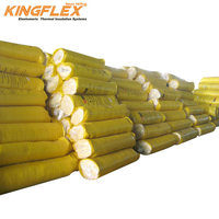 China Building Thermal Insulation Rock Wool/Glass Wool Roll