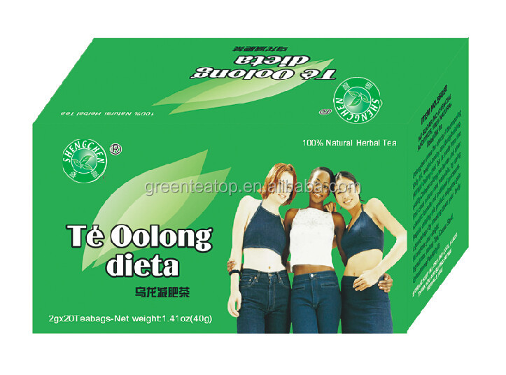 Anhui top quality oolong tea slimming tea to lose belly fat tea with private label