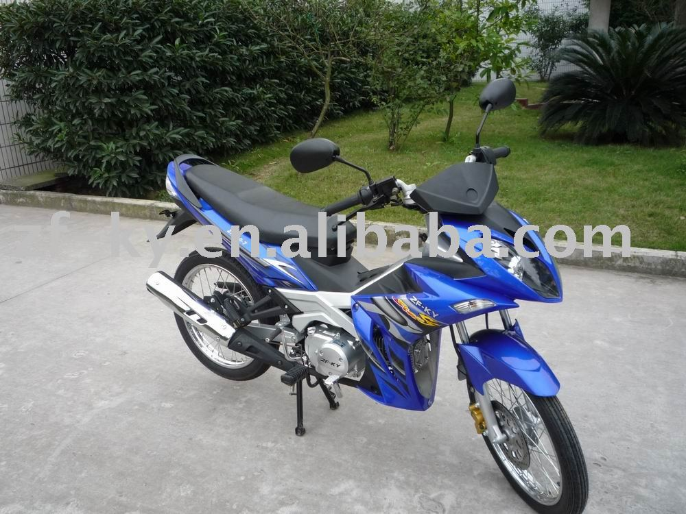 ZF110-7(I) Fashion motorbike, new model motorcycle, 110cc moped
