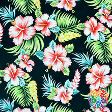 Newest 100% Cotton Korea Textile Flower Fabric Textile Pattern Wholesale Fabric Textile Cotton Quilted In China