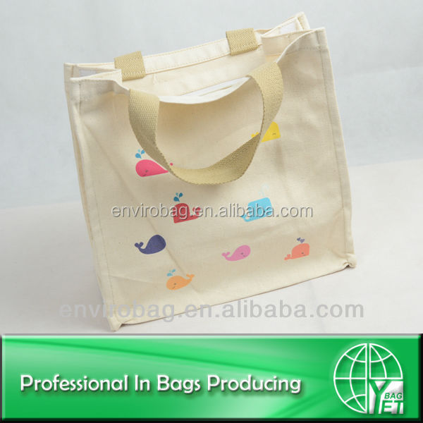 Organic 100 cotton gift bag