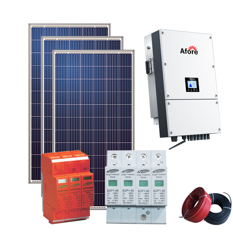 30 Years Warranty Industrial Use On-Grid 20 Kw <strong>Solar</strong> System With <strong>Solar</strong> Mounting System