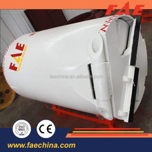 Double Cut Mud Cleaning Drilling Bucket for Water Well Drilling Foundation