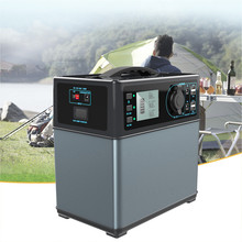 300W Portable AC Solar Generater,Solar outdoor Energy Power System with Lithium-ion Batteries
