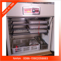egg incubator hatching machine 100% Fully Automatic quail chick turkey ostrit electric seed germination incubator