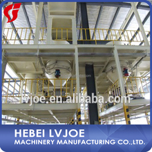 new design paper faced gypsum board production line for building ceiling