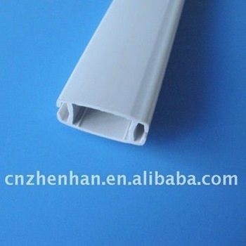curtain part pvc bottom rail roller blinds accessory Roller shutter components