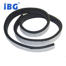 elastic extrusion water seal boat rubber strip