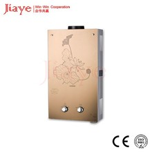 Brown glass housing wall mounted condensing gas boiler/wall hung gas boiler JY-GGW029