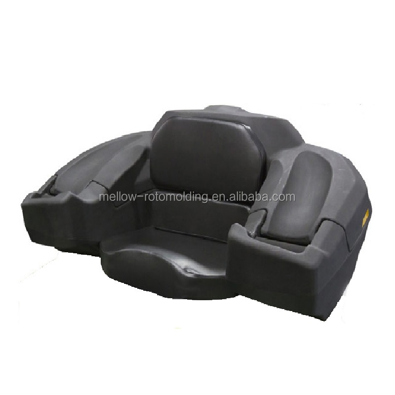 Plastic rotational molded ATV Equipment Carrying case