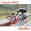 AADEO wholesale Flexible Leg Gorillapod Type Mini Tripod for Digital Camera and smart phone 3