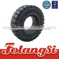 Eurosoft Wide Profile Solid Tire 600*9
