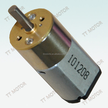 safe 16mm sealed electronic fingerprint lock gear motor