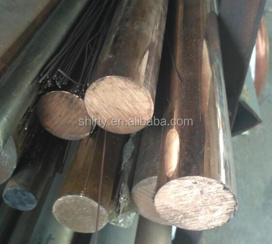 big dia Phosphor bronze bar C51900 CuSn4 PB102 bronze wire bronze strip