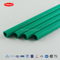 100%Korea Raw Material PPR pipes Plastic Pipe For Heat Resistant Plastic Pipe Floor Heating Syatem Solar Energy System