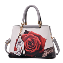 Fashion designer big shopper bags women famous brands leather handbags