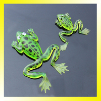 4CM Frog Style Soft Fishing Lure