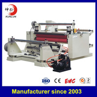 kl- Automatic plastic film slitting and rewinding machine