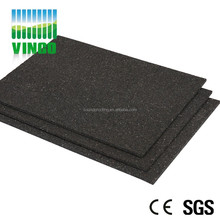 10mm Thick Rubber soundproof pad for studios room