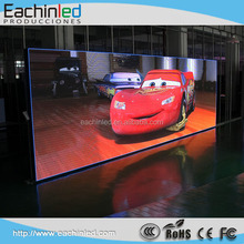 light weight ultra slim P3.9 rental indoor led display for France market