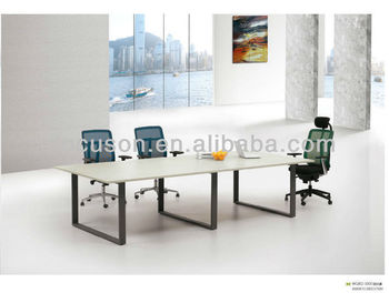 FKS-WMT-WG802-3000 Office furniture modern conference table boardroom table meeting table