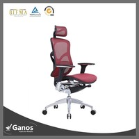 Useful executive office chair reviews with BIFMA standard