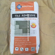 High Bonding Strength Tile Adhesive for Kitchen and Bathroom Porcelain Tile glue factory