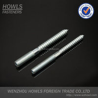 double-end screw