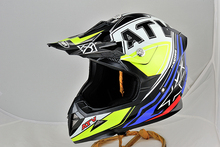 YM-915 cross helmet ECE cross motorcycle helmet and ABS material