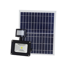 2018 factory top quality 20W solar led flood light outdoor lighting