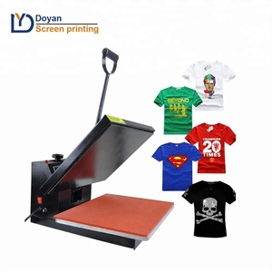 Fast drying high quality heat press machine