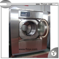 100kg heavy duty commercial industrial automatic laundry washing machine