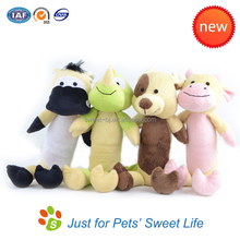 China manufacturer new design Stuffed Dog Toy Natural Rubber Dog Toy Dog Toy with Sound