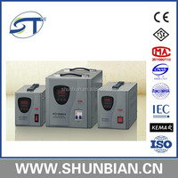 ACH series relay type voltage stabilizer for computer which owns strict design and accurate assemble