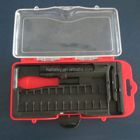 The portable hand carry plastic tool box for Storage Case