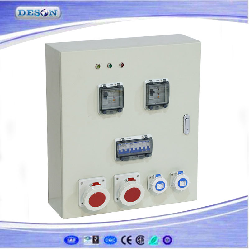 Power Supply Box Powder Coated Electric Box for industrial