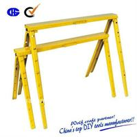 Folding Metal Adjustable Saw Horse For