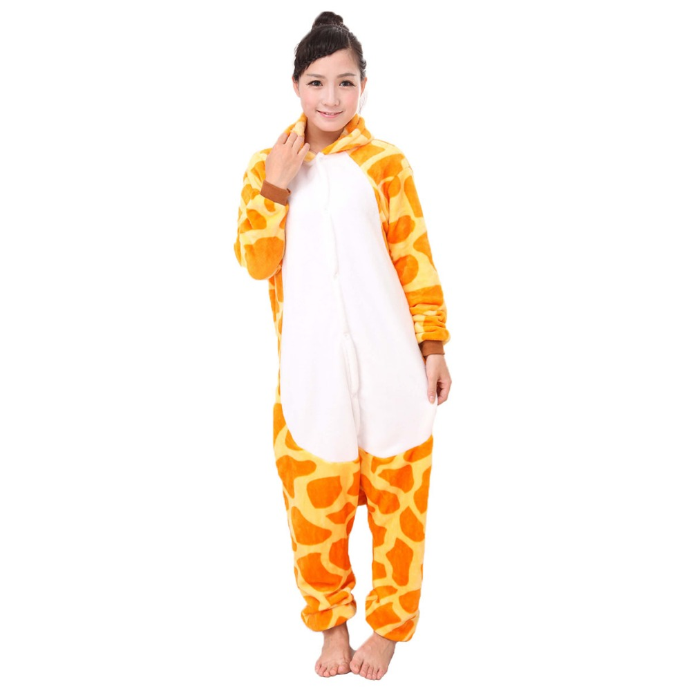 Wholesale Cute Animals Soft Fleece Pajamas
