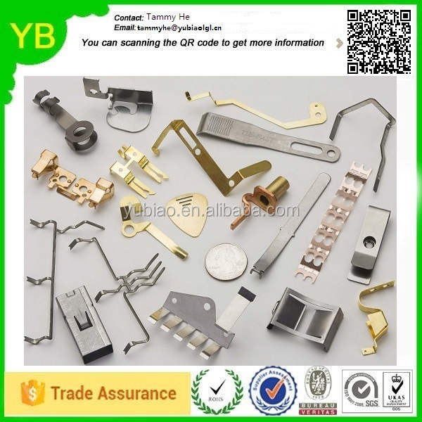 2016 Custom Made Hardware Metal Electrical Components of Refrigerator Parts Accessories