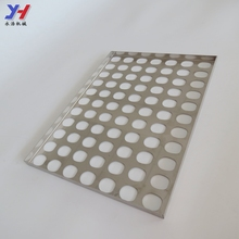 Customized stainless steel endoscope sterilization tray for surgical devices