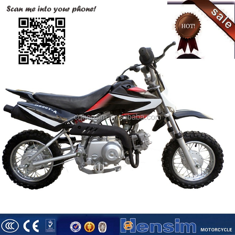 Hot sales 50cc mini dirt bike for kids