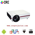CRE X1500 LED Multimedia Projector LCD LED Projector For Education Tender With 20000 Lifetime Home Theater Projector