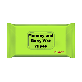 Mommy and Baby Wet Wipes