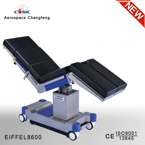 Five Section Electrical Hydraulic Operating Table (EIFFEL8600)